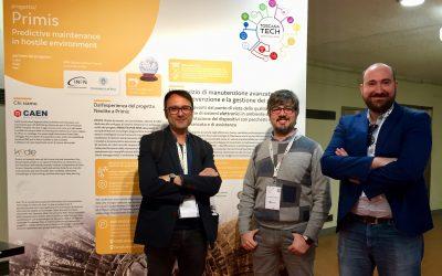 Il team di PRIMIS partecipa a ToscanaTech 2018